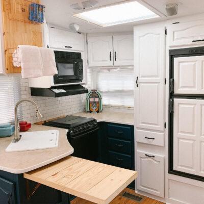 Camper Renovation Ideas